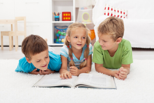 The Importance of Reading Books for Children