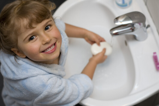 5-Step Guide to Handwashing: Health Tips for Children